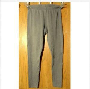 XHILARATION Legging Stretch Pants Jr. S Gray